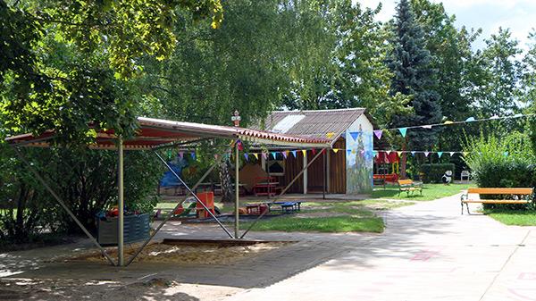 Garten Kita Roßleben
