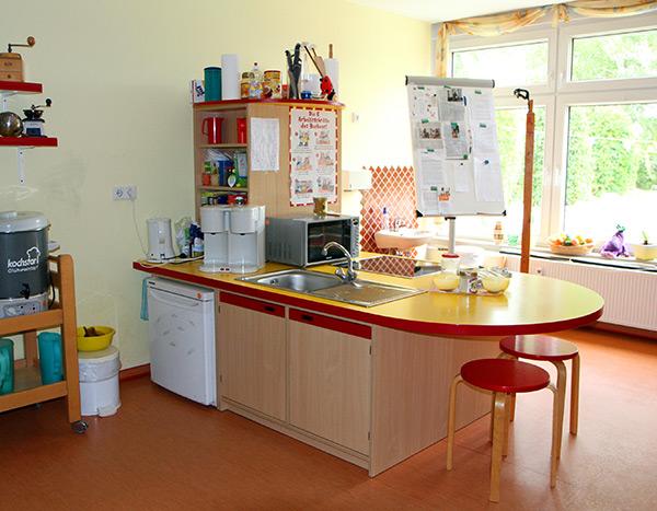 Kinderküche Kita Roßleben