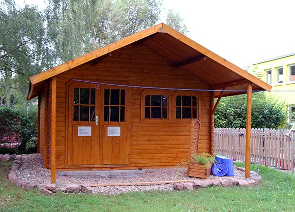 Sauna Kita Roßleben